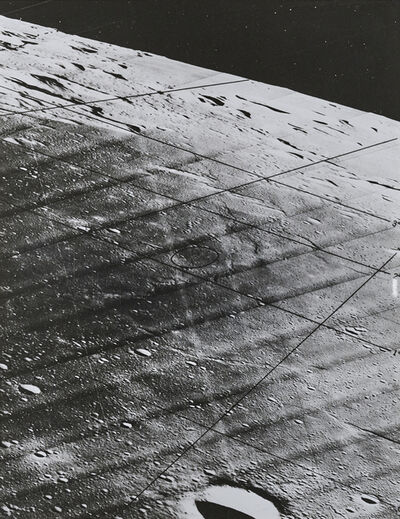 NASA, 'Lunar Orbiter', 1968