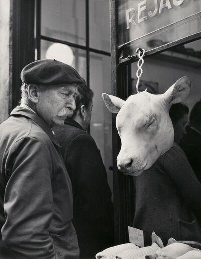 Robert Doisneau, 'L'innocent, Les Halles, Paris', 1949