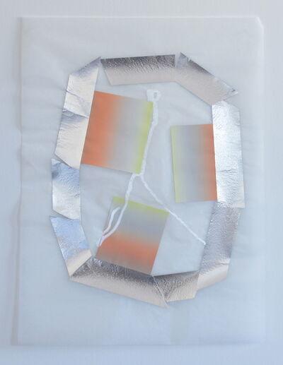 Valerie Arber, 'Silver Ringtone 2', 2014