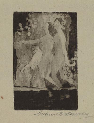 Arthur Bowen Davies, 'Nocturne', 1918-1919