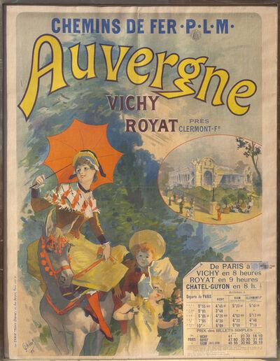 Jules Chéret, 'Auvergne', 1892