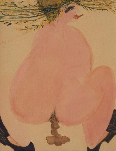 Carol Rama, 'Marta', 1940