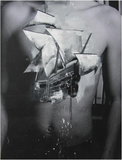 Marcus Harvey, 'Galleon Tattoo', 2016