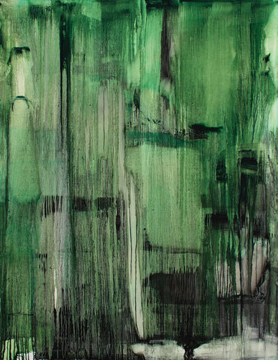 Anastasia Pelias, 'Untitled (green)', 2016