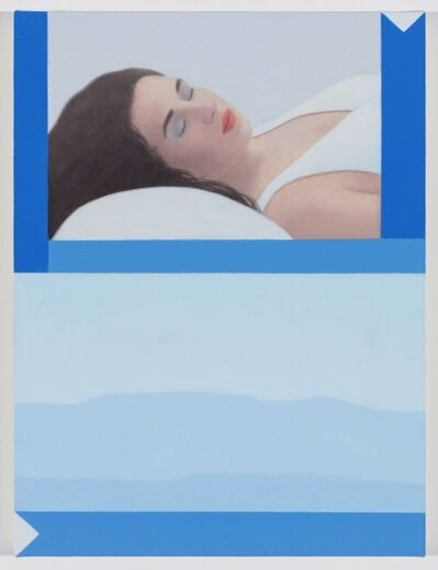 Ridley Howard, 'Dream Painting, Blue Ridge', 2019