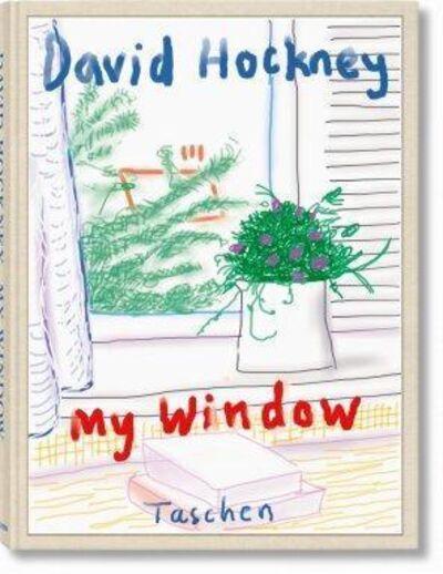 David Hockney, 'David Hockney - My Window (Signed)', 2019