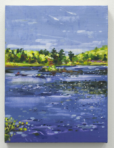 Keiran Brennan Hinton, 'Island Pond, May 18', 2019