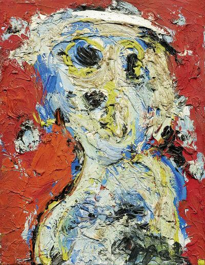 Karel Appel, 'Fille', 1963