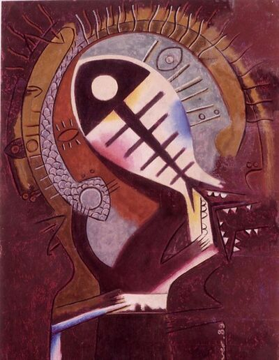 Ever Fonseca, 'Untitled', 1989