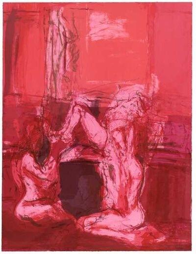 Cecily Brown, 'Footsie', 2000