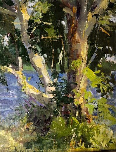 Nancy Tankersley, 'Florida Tree Study', 2018