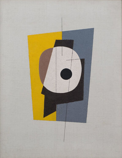 Charles Green Shaw, 'Composition in Construction', 1940