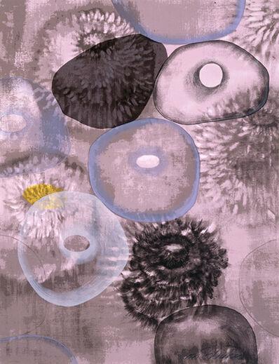 Ross Bleckner, 'Happiness For Instance I', 1997