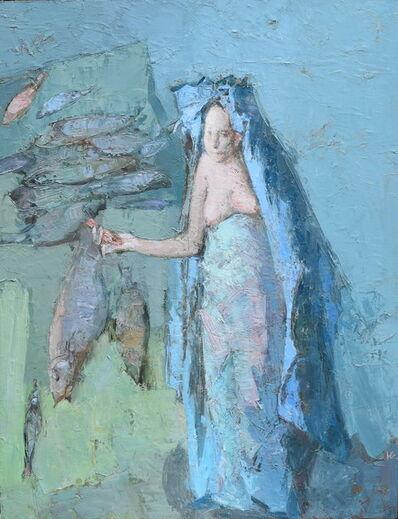 Olga Geoghegan, 'The Fish Seller'