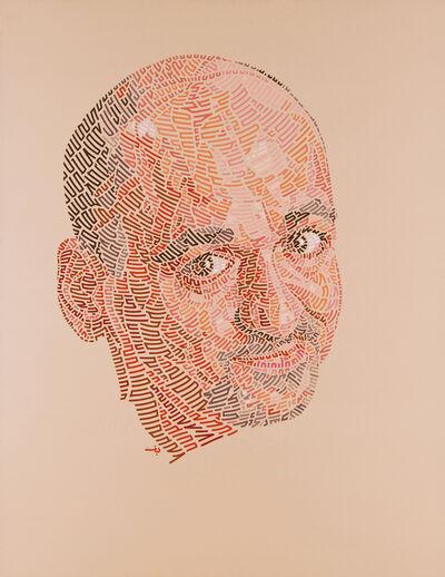 Farsad Labbauf, 'Joseph (Smile)', 2009