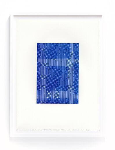 Graham McDougal, 'Blue 1', 2015