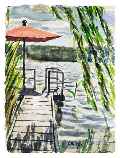 Christopher Lehmpfuhl, 'Sommertag in Buckow', 2020