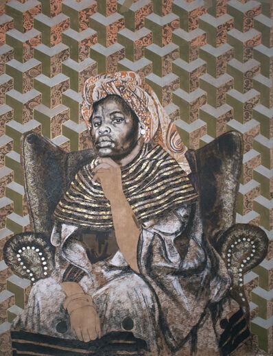 Bambo Sibiya, 'Indlovukazi', 2020