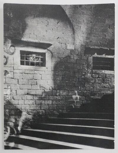 Kati Horna, 'Subida a la Catedral, Guerra Civil espanola, Barcelona, Espana, ', 1937