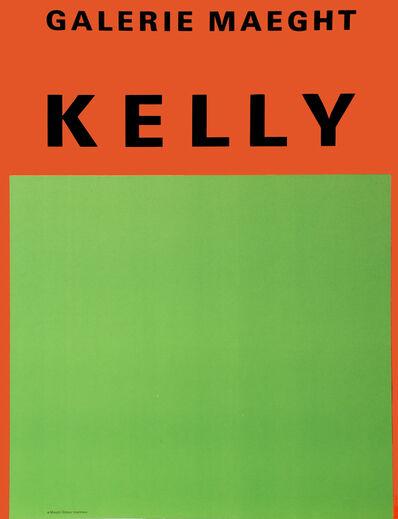 Ellsworth Kelly, 'Exhibition at Galerie Maeght', ca. 1965