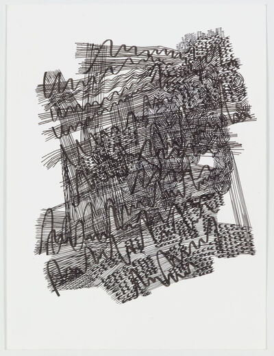 Alyse Rosner, 'Handwriting', 2018