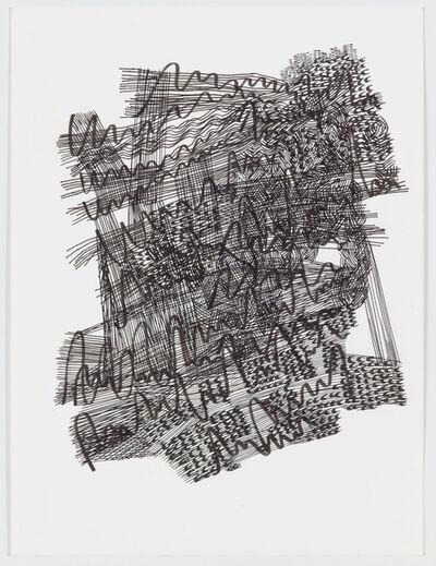 Alyse Rosner, 'Handwriting', 2018