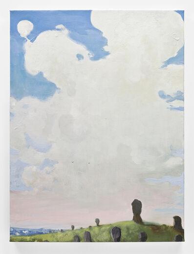 Verne Dawson, 'Standing Stones in Brittany', 2008