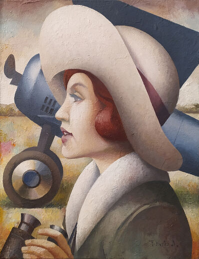 Fabio Hurtado, 'Blue Bird', 2018-2019