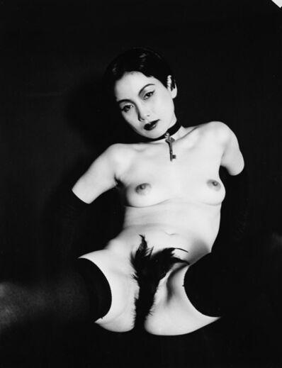 Nobuyoshi Araki, 'Maya Ayashi Portrait', years 1980