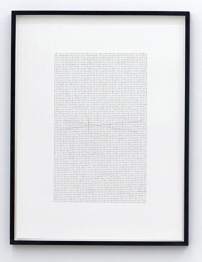 Benja Sachau, 'There were rumors', 2013