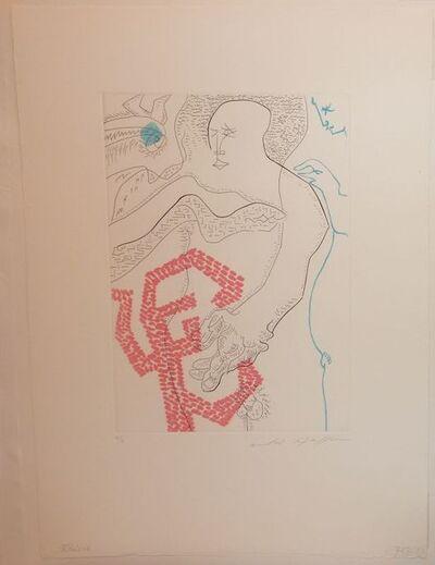 André Masson, 'Thésée ', 1973