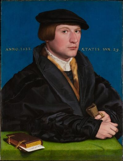 Hans Holbein the Younger, 'Hermann von Wedigh III (died 1560)', 1532
