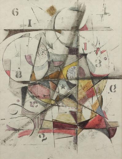 Beatrice Mandelman, 'Blue Time'