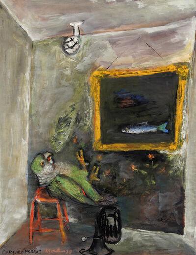 James Martin, 'Cursing Parrot', 1988