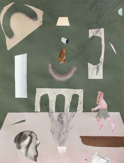 Guðmundur Thoroddsen, 'Græna herbergið / Green Room', 2017