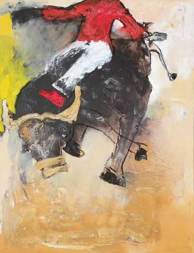 BUTCHECA ( Moises Ernesto Matsinhe Mafuiane ), 'Buffalo Friend', 2019