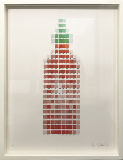 Nick Smith, 'Psalm 138 - Sriracha Sauce', 2020
