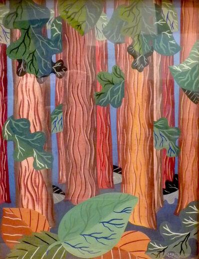 Félix Labisse, 'La forêt', 1937