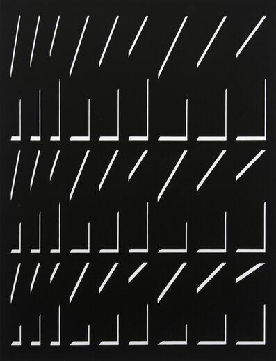 José Oiticica Filho, '[Cesar Derivações] - B', 1958