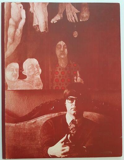"""Reiner Schwarz, '(Partial) Portfolio """"Portrait #11 - Reiner Schwarz"""""""" with Karin Szekessy', 1973"""