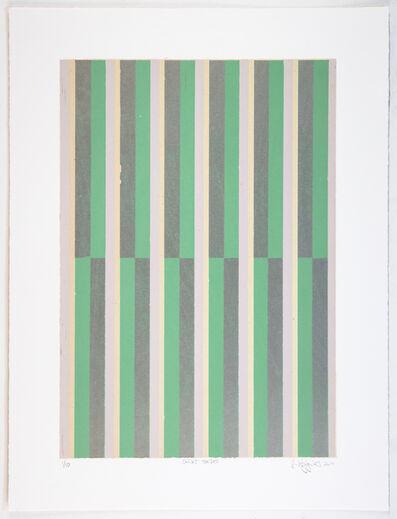 Jonathan K Higgins, 'Offset Stripes', 2014