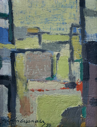 Albert Ràfols-Casamada, 'Untitled', 1957