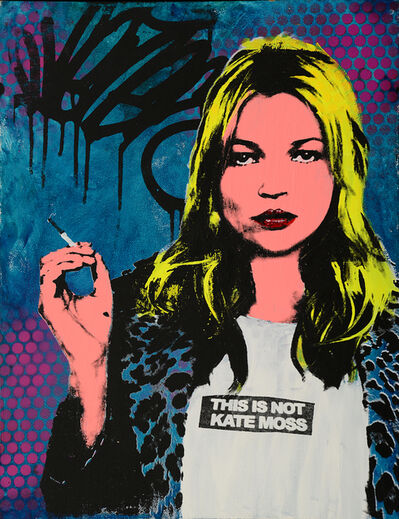 BNS, 'This Is Not Kate Moss', 2014