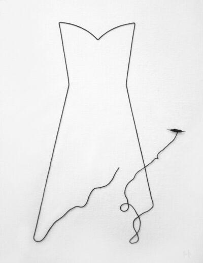 Annette Turrillo, 'La Poétique du Silence X (pieza unica)', 2021