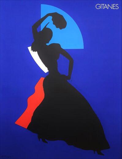 Kari Piippo, 'Gitanes', 1991