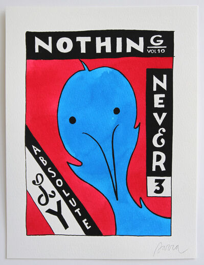 Parra, 'Absolutely Not', 2015