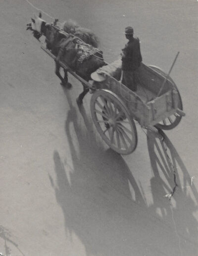 Ferenc Csík, 'Carriage', ca. 1935