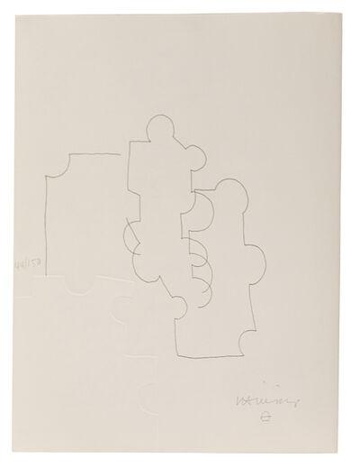 Eduardo Chillida, 'Emile M. Cioran: Ce maudit moi I', 1983