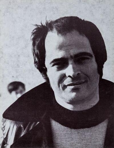 Mario Ceroli, 'Solo exhibition', 1971