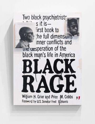 Jeremy Okai Davis, 'Black Rage', 2017